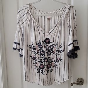 Knox Rose blouse size S